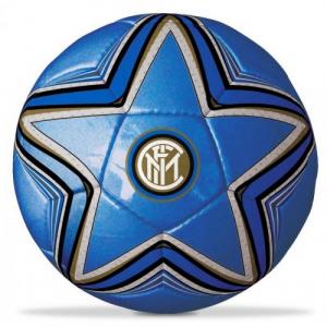 PALLONE CALCIO IN PVC INTER FC INTERNAZIONALE MISURA SIZE 5 MONDO GIOCO