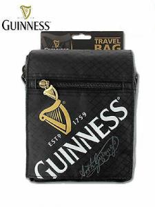 Tracolla Guinness in cordura multitasche