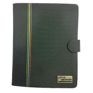 Porta tablet a libro delle FRECCE TRICOLORE misura interna 19X24,5 CM