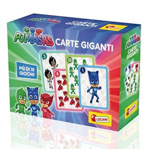 PJMASKS SUPER PIGIAMINI carte giganti più di 10 giochi di società By LISCIANI