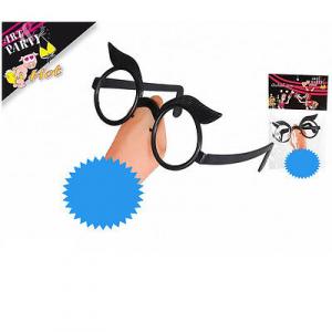 Occhiali ADDIO  AL NUBILATO con naso SEXY 13,5x14
