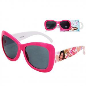 VIOLETTA occhiali da sole rosa  con cuori in plastica 100% protezione UV +3