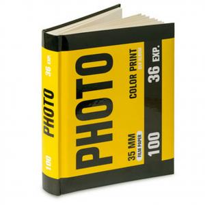 Album foto ricordi Photo Film 48 facciatex A4 4x28,5x22,5 cm