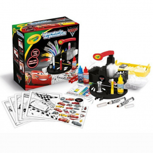 Laboratorio dei Pennarelli CARS 3 NEW by Crayola  6anni+libera la tua fantasia