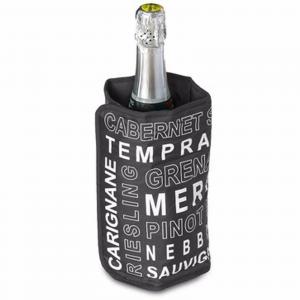 Secchiello ghiaccio manicotto che mantiene al freddo di vino o spumante e  bevan