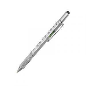 Penna multifunzione The Architect  architetto ingegnere righello colore argento