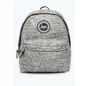 Zaino Hype Backpack Scratchy Justhype Scuola Grigio