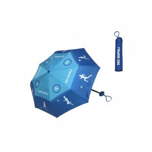 ombrello Napoli mini manuale cm 54 prodotto ufficiale