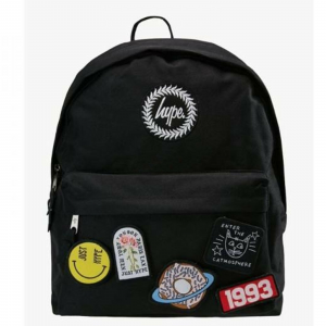 Zaino Hype Unisex Backpack Carabiner Zaino scuola tempo libero