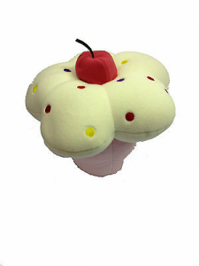 Cuscino cupcake cm 28x35 cm
