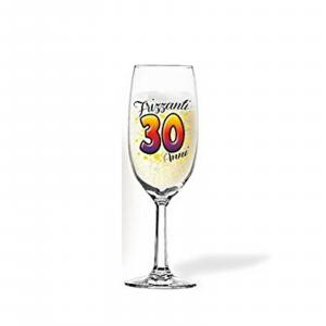 30 ANNI flute per brindisi per COMPLEANNO party