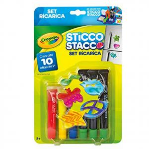 STICCO STACCO RICARICA Crayola necessari per continuare ad utilizzare STICCO STA
