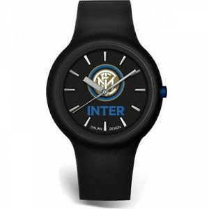 Orologio INTER polso in silicone KID unisex con scatola regalo ufficiale 37mm