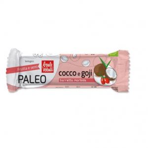 Barretta morbida paleo - cocco goji