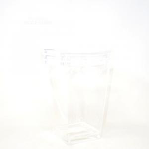 Porta Ghiaccio In Plastica Trasparente