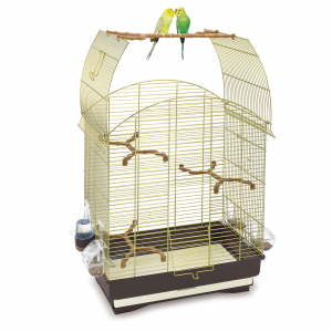 AGATA Gabbia per canarini, cocorite e uccelli esotici IMAC