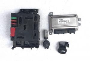 Kit Body Computer Centralina Motore Chiave Smart Anno 2008 Originale