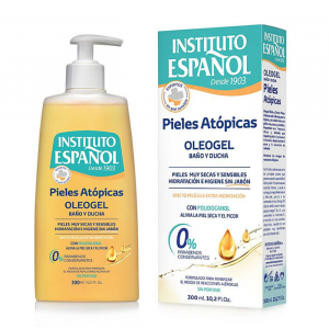 Instituto Español Atopic Skin Bath And Shower Oleogel 300ml
