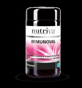 Nutriva Immunoval 30 Compresse