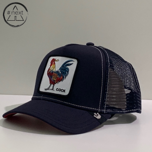 Goorin Bros - Animal Farm Truckers - Cock, blu.