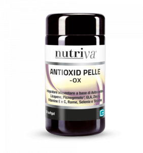 Nutriva Antiox Pelle 30 Softgel