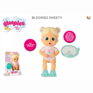 IMC Toys- Bloopies Sweety Amici del Bagnetto