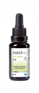 Nutriva My Baby D3 20 ML