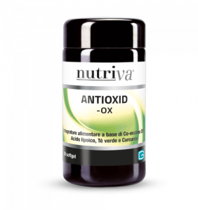 Nutriva Antioxid-OX 30 Softgel