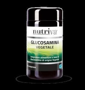 Nutriva Glucosamina Vegetale 60 Compresse