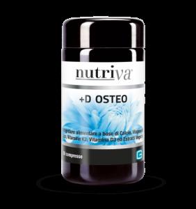 Nutriva +D Osteo 50 Compresse