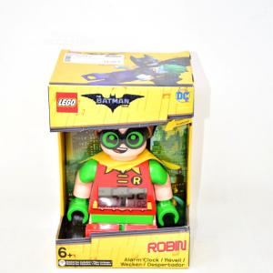 Sveglia Lego 9009358 Modello Robin