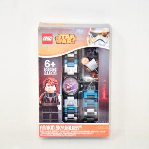 Orologio Lego Star Wars Anakin Componibile da Bambino