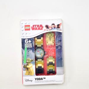 Orologio LEGO Star Wars 8021032 da polso componibile per bambini con cinturino