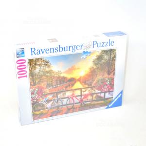 Puzzle Ravensburg Puzzle 1000 Amsterdam