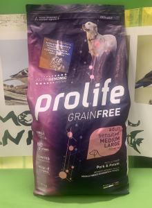 MAIALE & PATATE Sensitive Medium large Grain Free 10kg