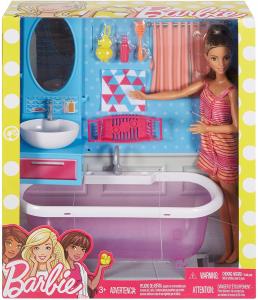 Barbie e i Suoi Accessori Vasca da bagno
