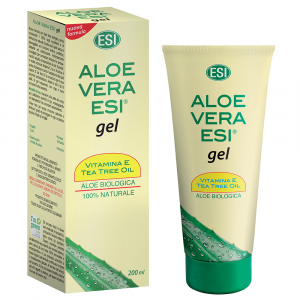 Esi Aloe Vera Gel con Tea Tree Oil 200 ML