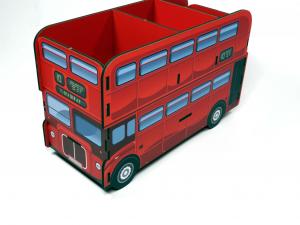 Porta penne e telecomandi Bus