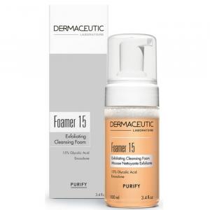 Dermaceutic Foamer 15 Exfoliating Cleansing Foam 100ml