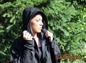 Giaccone invernale addestramento invernale con tasconi outdoor Dell'Agoghè