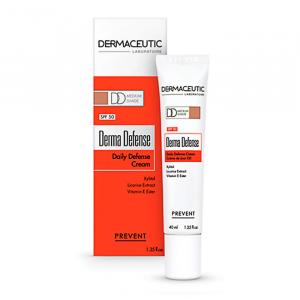 Dermaceutic Derma Defense Cream Spf50 Medium Shade 40ml