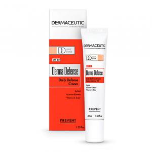 Dermaceutic Derma Defense Cream Spf50 Light Shade 40ml