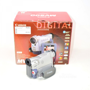 Kit Videocamera Con Registratore Digitale Mv500 Canon