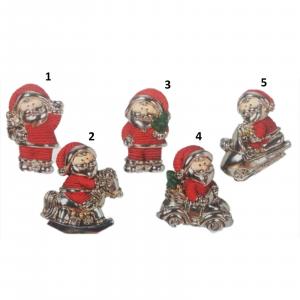 NATALE magneti frigorifero babbo natale assortiti decorazione natalizia