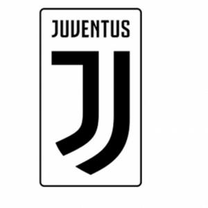spilletta JUVENTUS crest metallo smaltato rettangolo circa cm 1,5x2 logo JJ