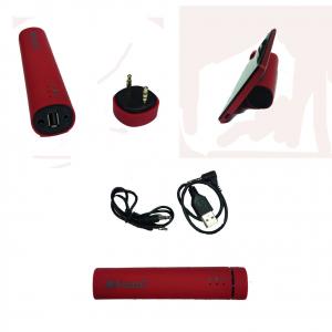 Powerbank+speaker 3 in 1 caricabatterie mobile di emergenza vari colori I-Total