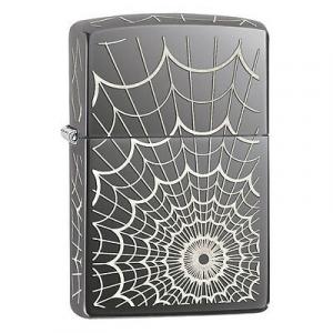 Accendino ZIPPO Spider Web 28527 ACCENDINO ZIPPO ORIGINAE MADE IN U.S.A.