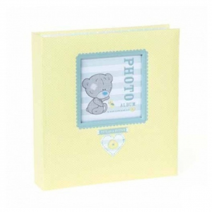 Album foto TINY TATTY TEDDY 40 fogli dove infilare le tue foto 22,5x21,5 cm