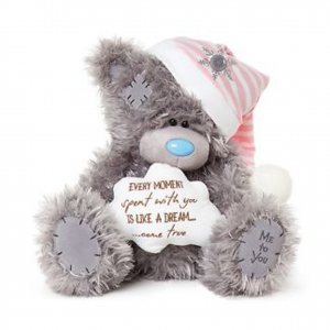 Peluches amore TINY TATTY TEDDY con nuvoletta circa 28 cm
