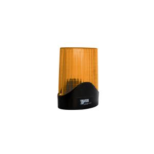 Lampeggiante Led Vds 12/24/230 possibilità di selezione tipo di lampeggio